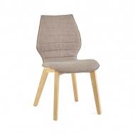 Krzesło Hardy Kokoon Design szary