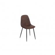 Krzesło Hiko brązowe