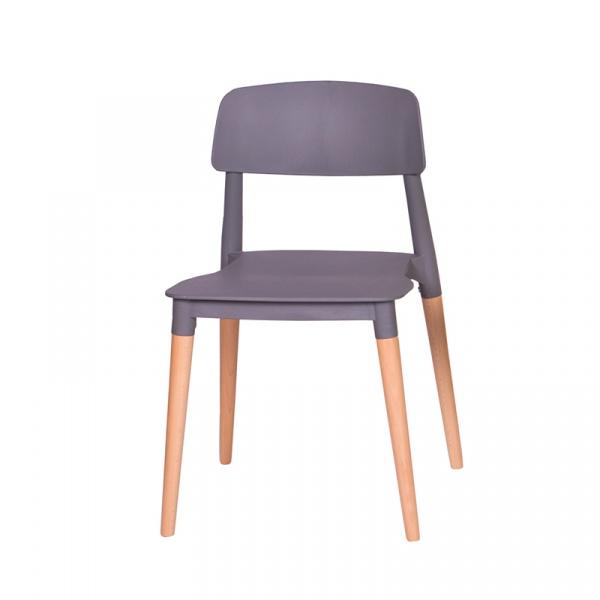 Krzesło King Bath Ecco szare SI-KPW-018.SZARY