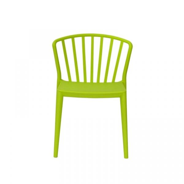 Krzesło King Bath Gamma zielone CT-396.ZIELONY