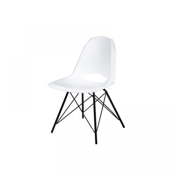 Krzesło King Bath Gular DSM biały mat RU-KDO-035.BIALY