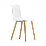 Krzesło King Bath Holy Wood białe