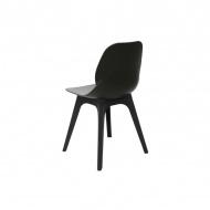 Krzesło King Bath Leaf DSX czarne