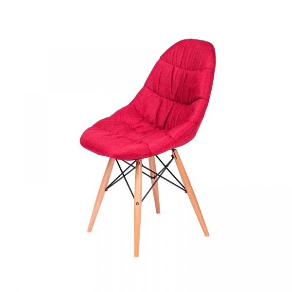Krzesło King Bath Rugo czerwone LI-K223.DS11.RED