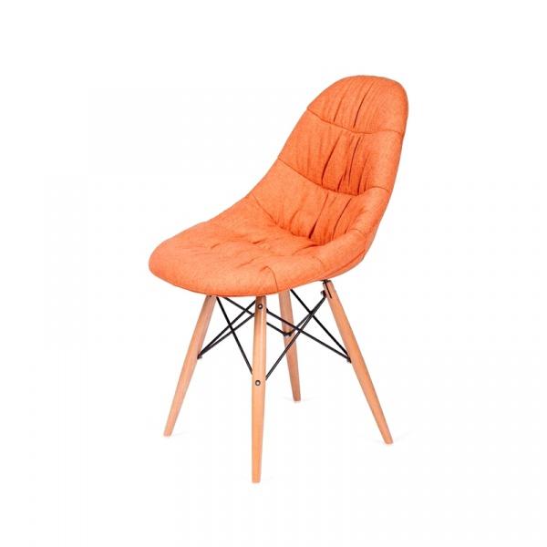 Krzesło King Bath Rugo pomarańczowe K-223.DS04.POMARANCZ