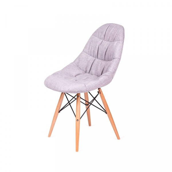 Krzesło King Bath Rugo szare LI-K223.DS06.LIGHT_GREY