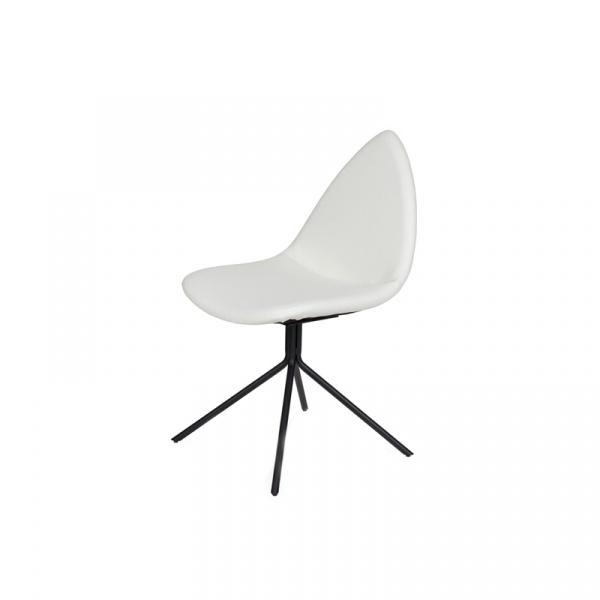 Krzesło King Bath Rush Zanna białe DB-KDC-14683.B