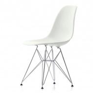 Krzesło King Home Eames EPC DSR białe