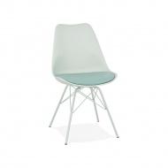 Krzesło Kokoon Desgin Fabrik jasnozielone