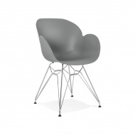 Krzesło Kokoon Design Chipie szare