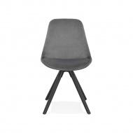 Krzesło Kokoon Design Jones Czarne