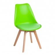 Krzesło Norden Cross PP D2 zielone