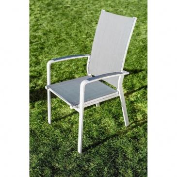 Krzesło obiadowe rozkładane Laura