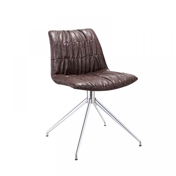 Krzesło obrotowe Vintage Loft Industrial King Bath Argentina EC-14024-SW