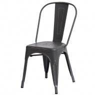 Krzesło Paris Antique szare