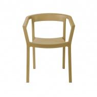 Krzesło Peach piaskowe