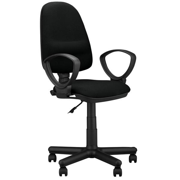 Krzesło perfect gtp profil CPT CU-11 czarny PE-P-CPT-CU-11