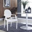 Krzesło Royal białe DK-3343
