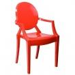Krzesło Royal czerwone DK-3487