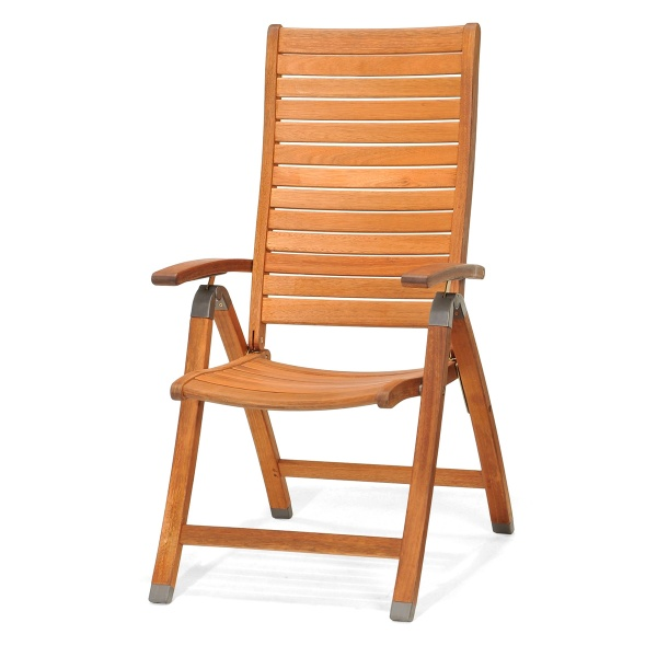 Krzesło składane z podłokietnikami D2 Catalina DK-71300