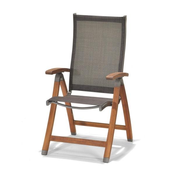 Krzesło składane z podłokietnikami D2 Manhattan DK-71330