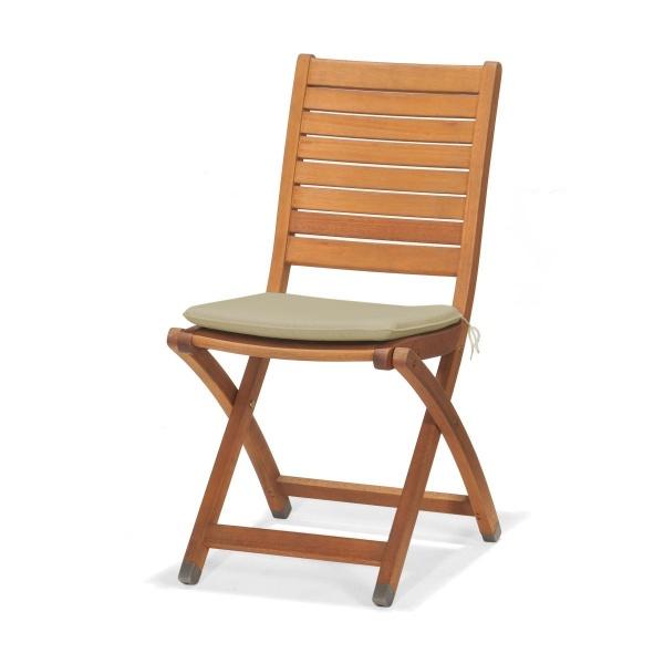 Krzesło składane z poduszką D2 Catalina DK-71418