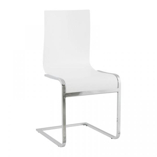 Krzesło Soft Kokoon Design biały CH00100WH