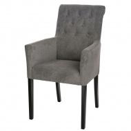 Krzesło tapicerowane Muse tkanina Aston1 6