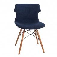 Krzesło Techno DSW Tap D2 niebieskie