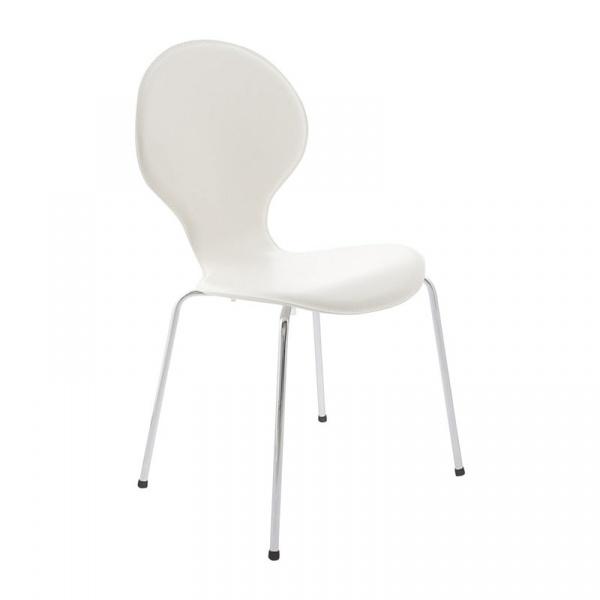 Krzesło Vlind Kokoon Design biały CH00320WH