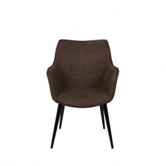Krzesło Yule brązowe