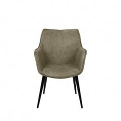 Krzesło Yule Sand D2 beżowo-piaskowe