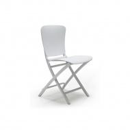 Krzesło Zac białe