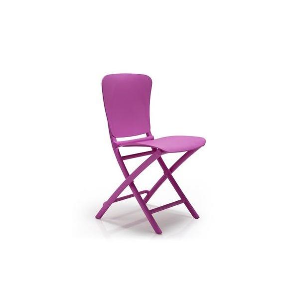 Krzesło Zac fioletowe 8010352324138