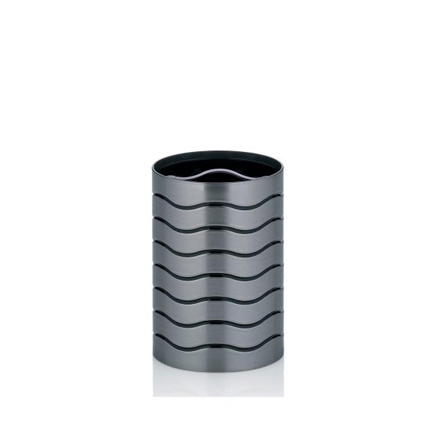 Kubek 7,5x10,5 cm Kela szary KE-22831