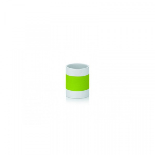 Kubek łazienkowy Kela Laletta zielony KE-22561