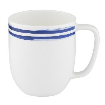 Kubek porcelanowy 380 ml Nuova R2S Indigo