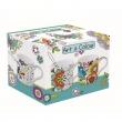 Kubek porcelanowy 400 ml Nuova R2S Art & Colour motyl 198 BUTY
