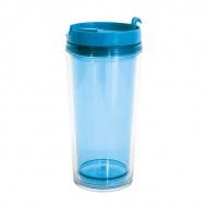Kubek temiczny 0,45 l Zak! Designs Hot Beverage niebieski