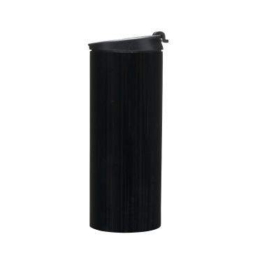 Kubek termiczny 0,35 l Sagaform Cafe czarny stalowy