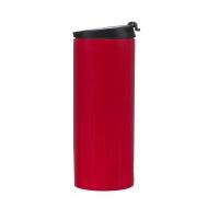 Kubek termiczny 0,35 l Sagaform Cafe czerwony stalowy