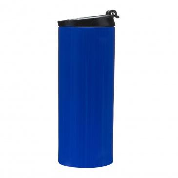 Kubek termiczny 0,35 l Sagaform Cafe niebieski stalowy