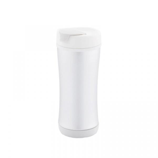 Kubek termiczny 225 ml XDDesign Boom biały  XD-P432.342