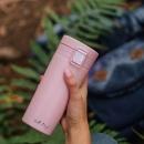 Kubek termiczny 400ml FUORI różowy 27688
