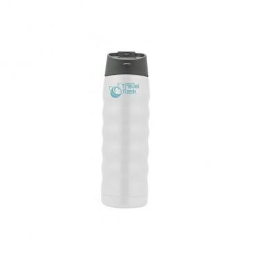 Kubek termiczny CAFE HOT 350 ml biały - Pioneer