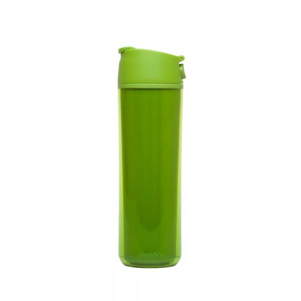 Kubek termiczny jednoręczny 0,47 l Aladdin Flip & Sip zielony AL-10-01502-014