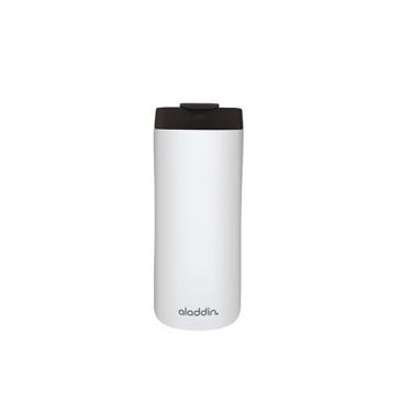 Kubek termiczny stalowy 0,35L Aladdin Hot biały