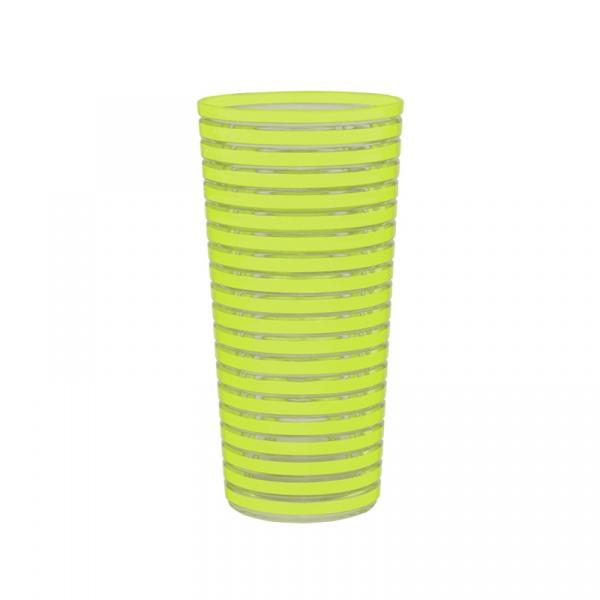 Kubek wysoki 600 ml Zak! Designs Swirl zielony 0989-0077