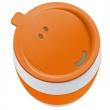 Kubek z przykrywką Koziol AROMA TO GO pomarańczowy KZ-3569521