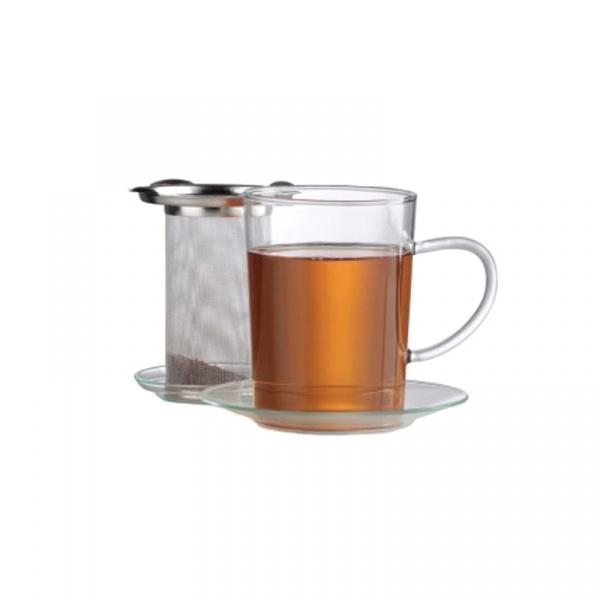 Kubek z zaparzaczem 500 ml La Cafetiere Sonja L-70111